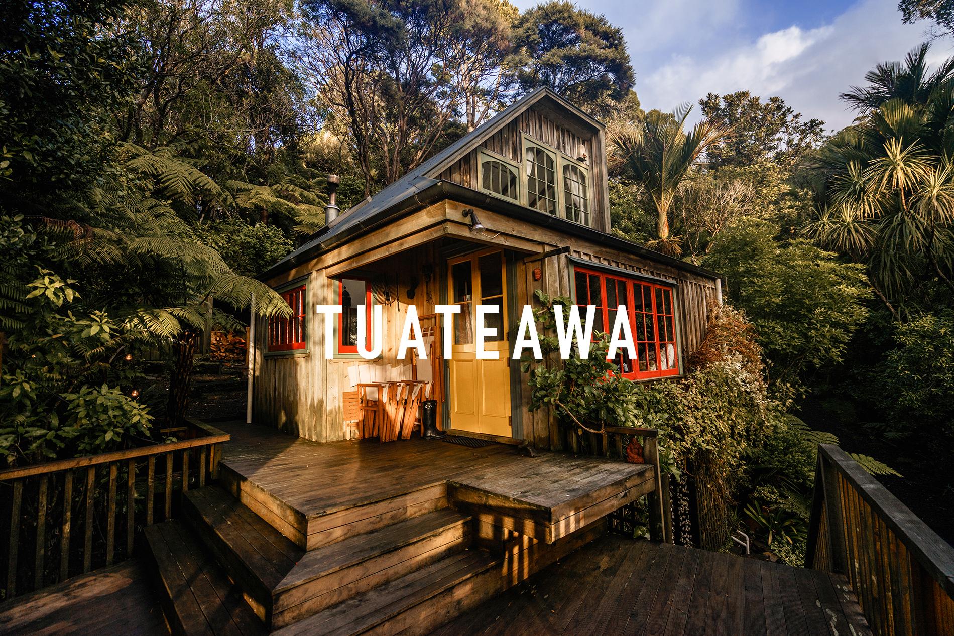 Tuateawa - Coromandel