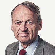Niels Westergård-Nielsen  Professor i økonomi (CBS)