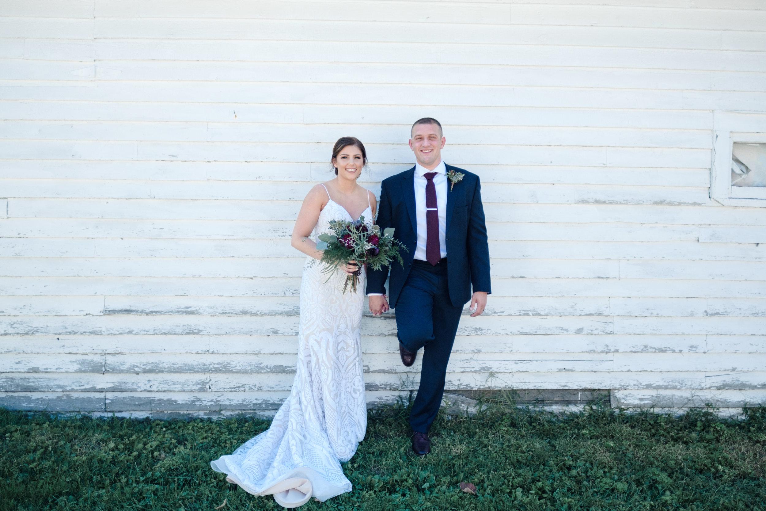 Wagner House wedding