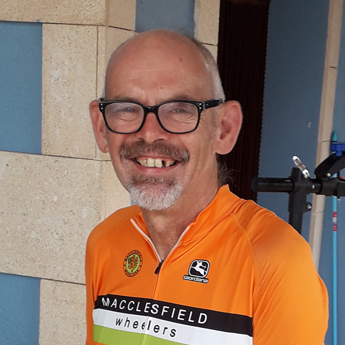 Fred - Training Ridesfred.w@macclesfieldwheelers.org.uk