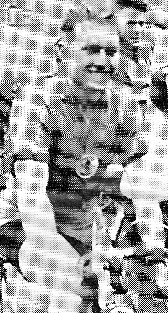 John Parkinson 1937 - 1957