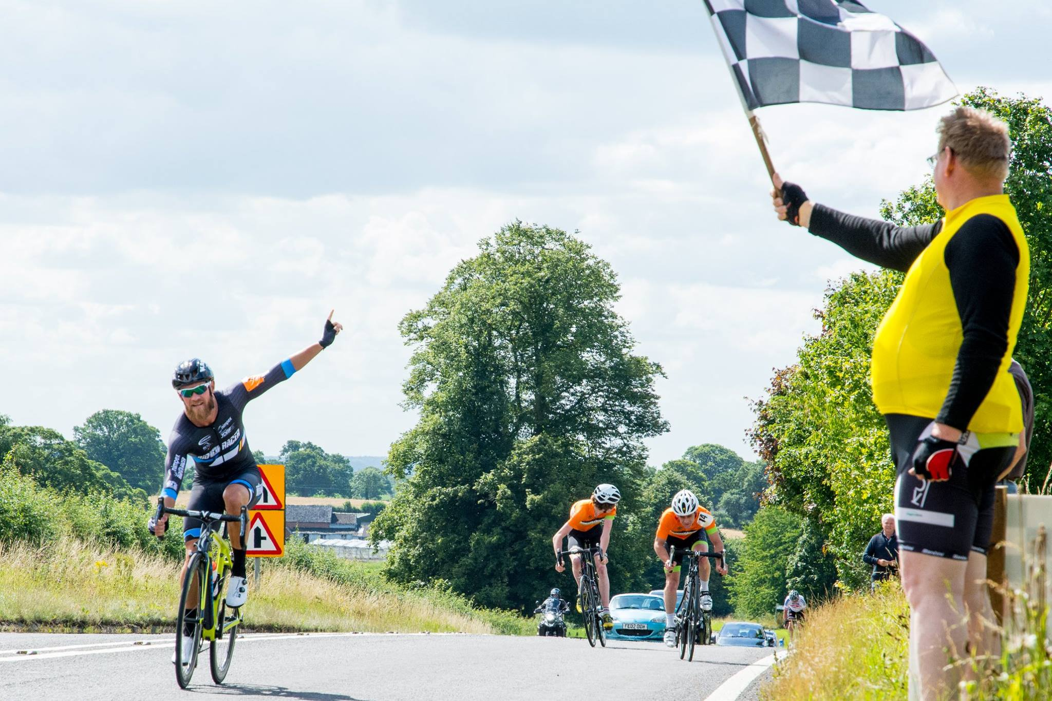 Tony Greenhalgh trounces a brace of Wheelers in 2015