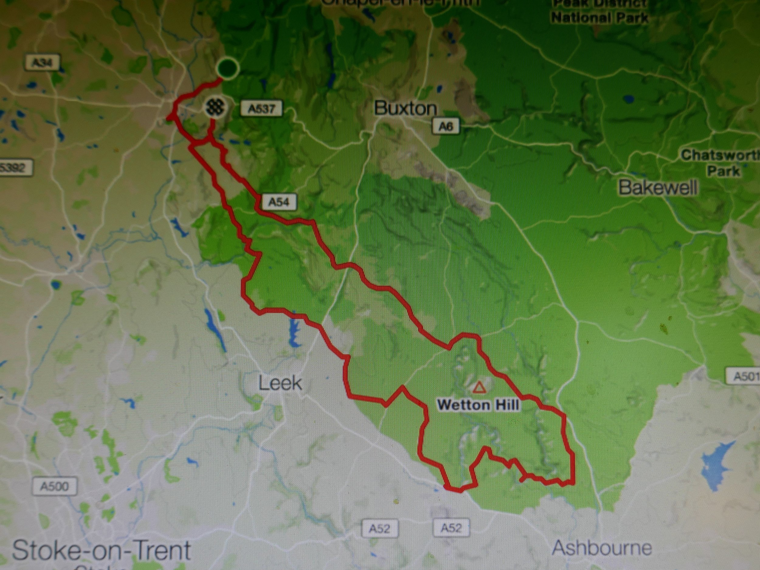 Route to Ilam and back
