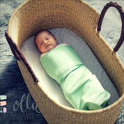 The Ollie Swaddle, Recommended by Sleep Consultants
