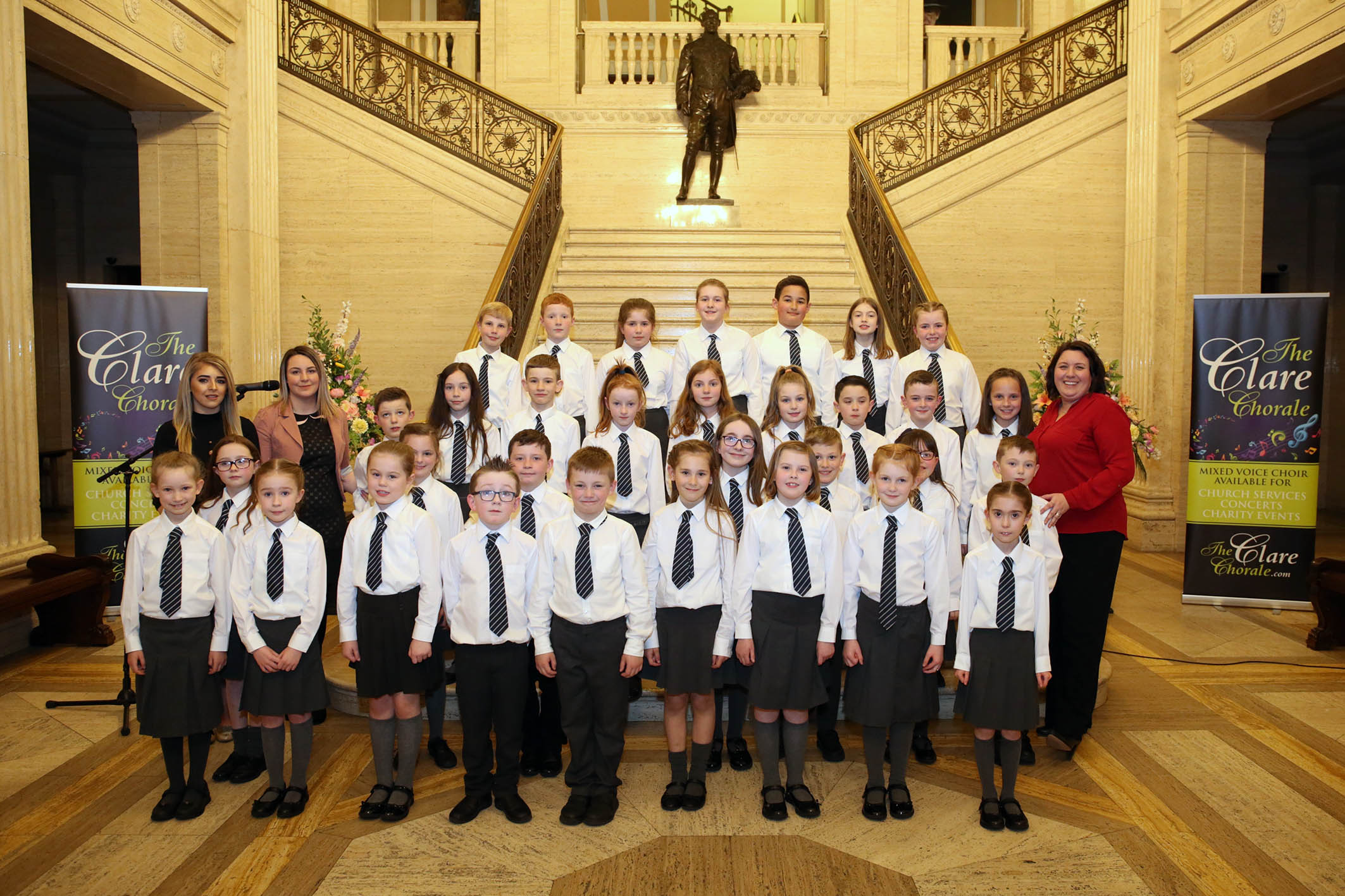 Kilbride Central Primary School Choir