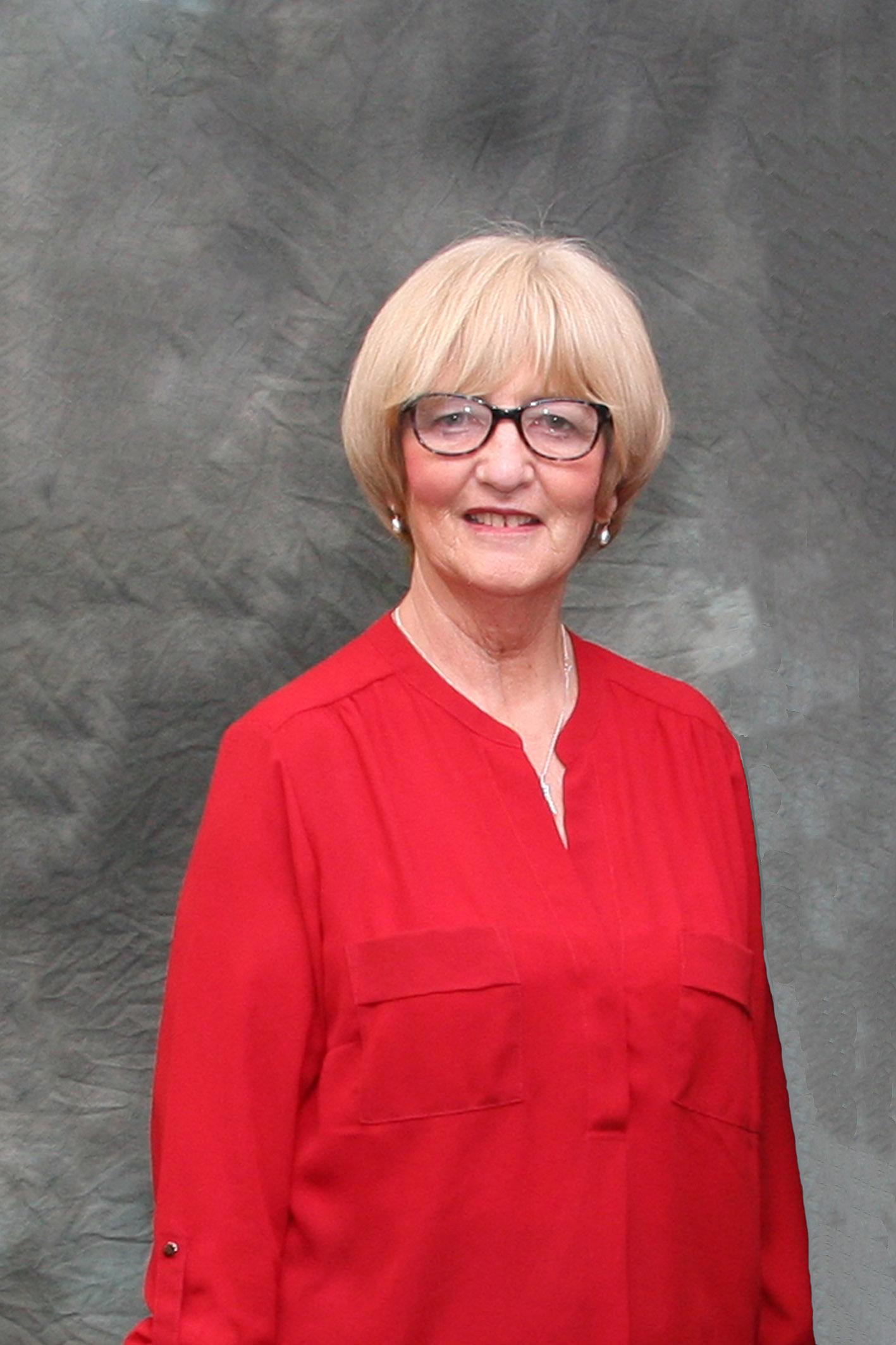 Joan Strong - MWI President Designate
