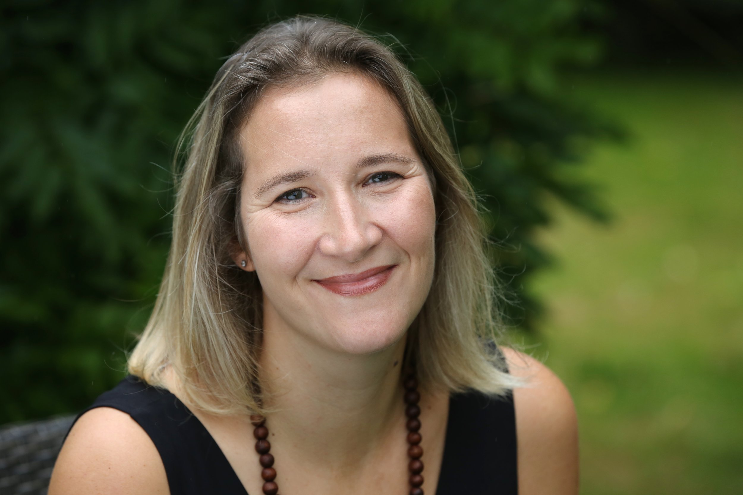 Our founder - Kate Gloudemans