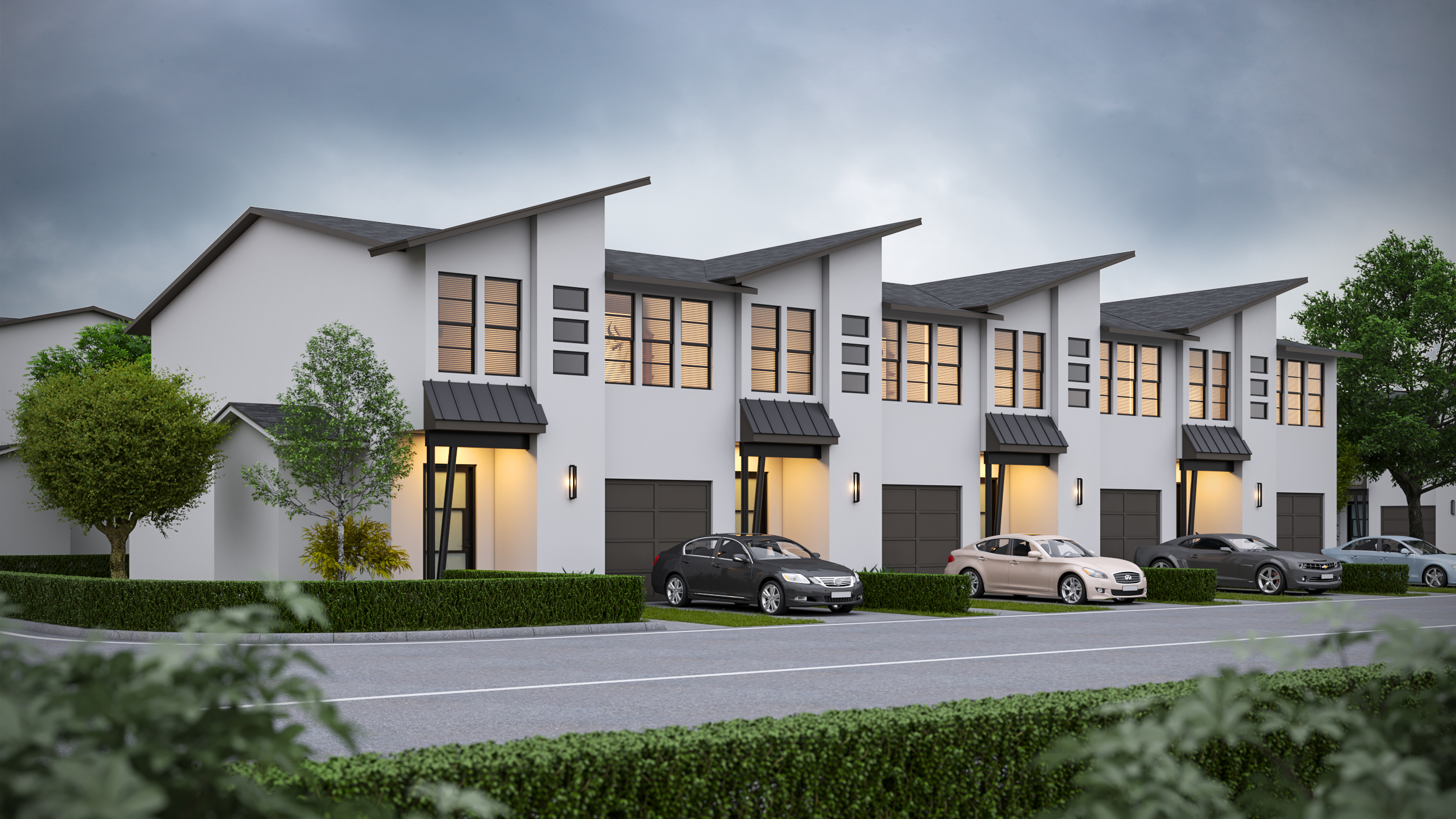 31 South Townhomes - 32 Unit Upscale Townhomes