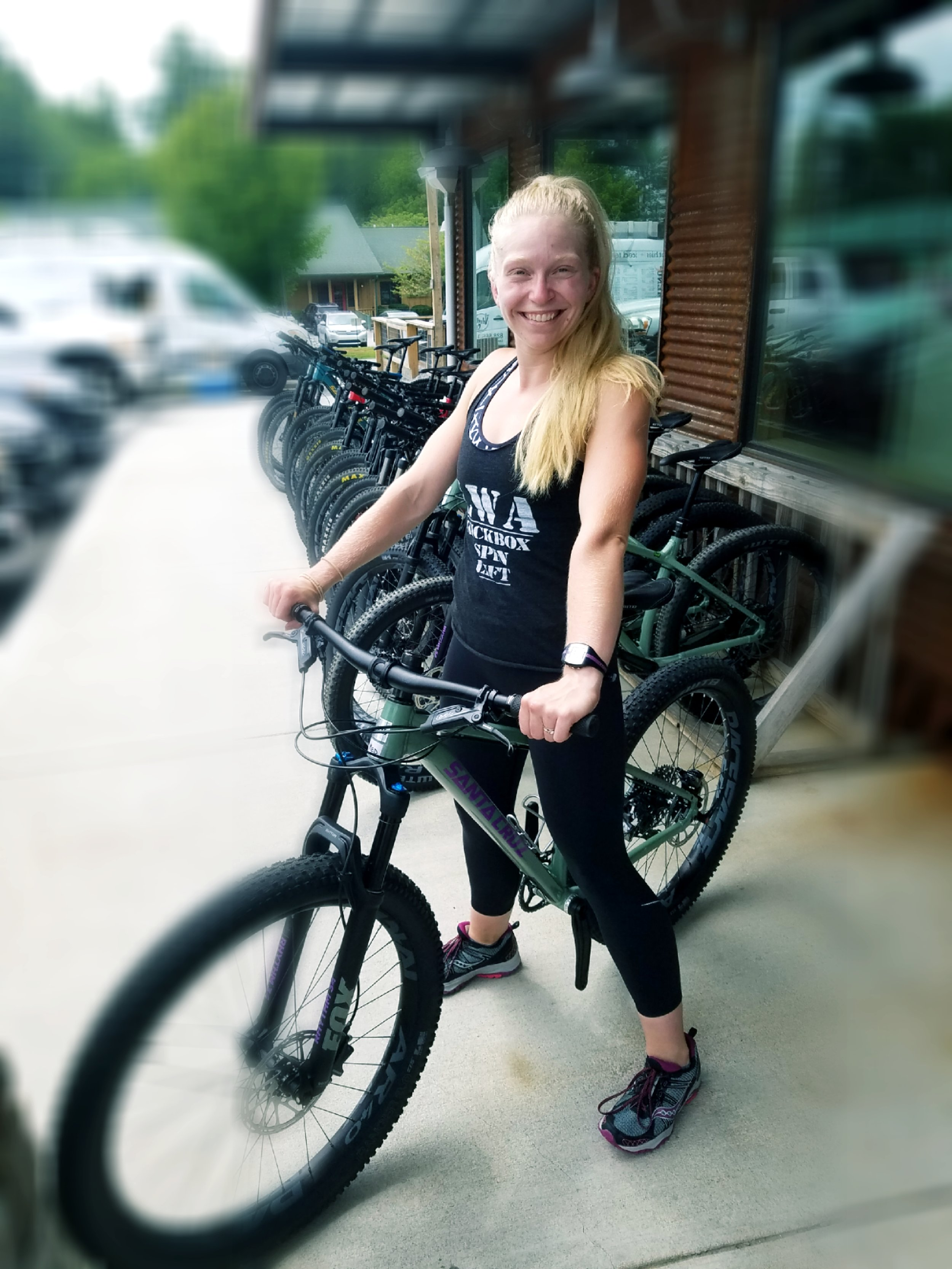 Meet trainer Olivia