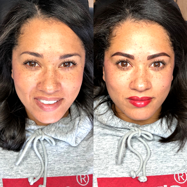 Permanente make-up l Powder Ombre brows