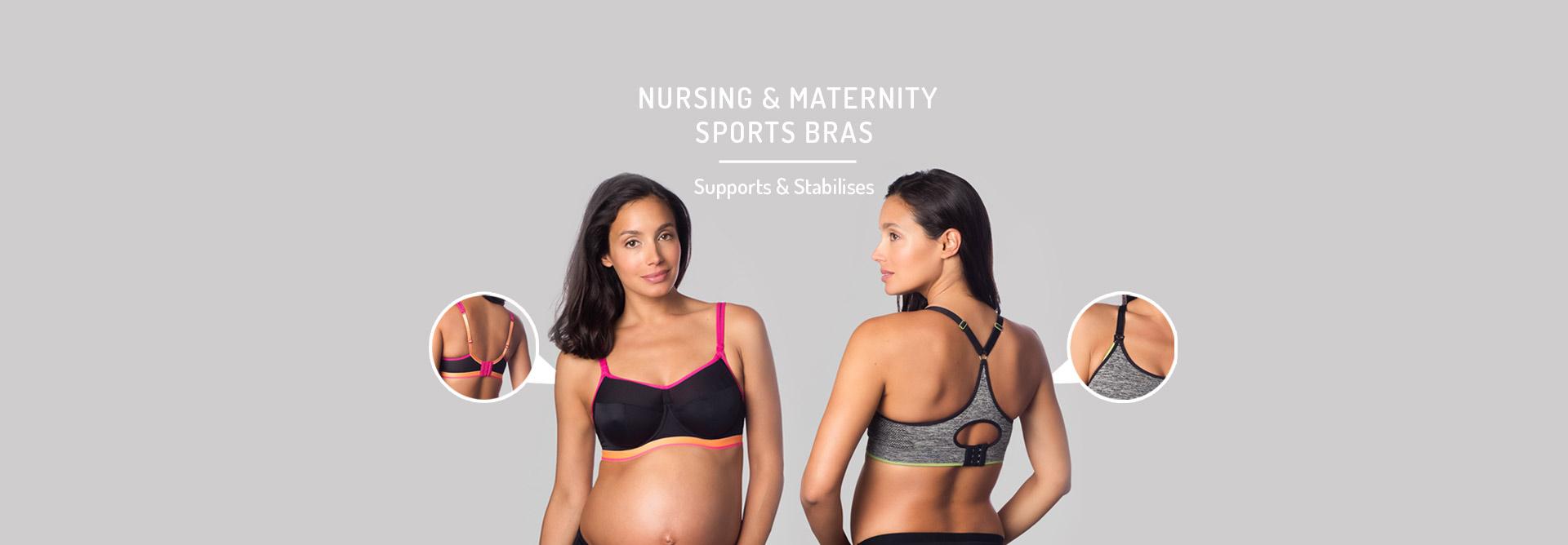 ..Nursery & Maternity Sports Bras