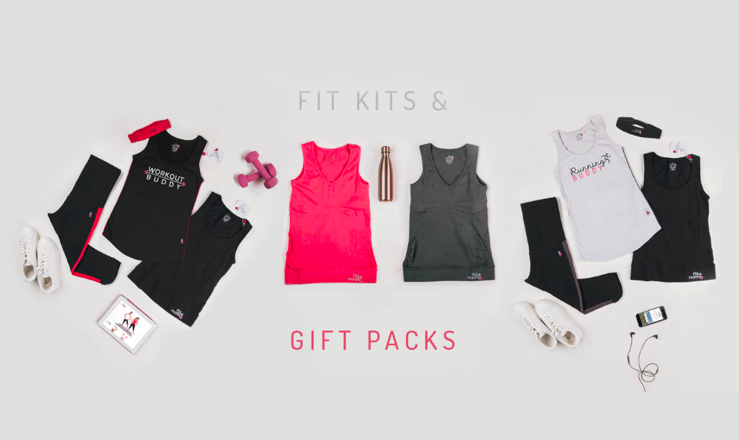 ..Fit Kits & Gift Packs