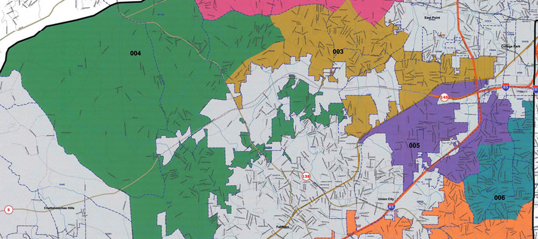 Background on South Fulton Cityhood -