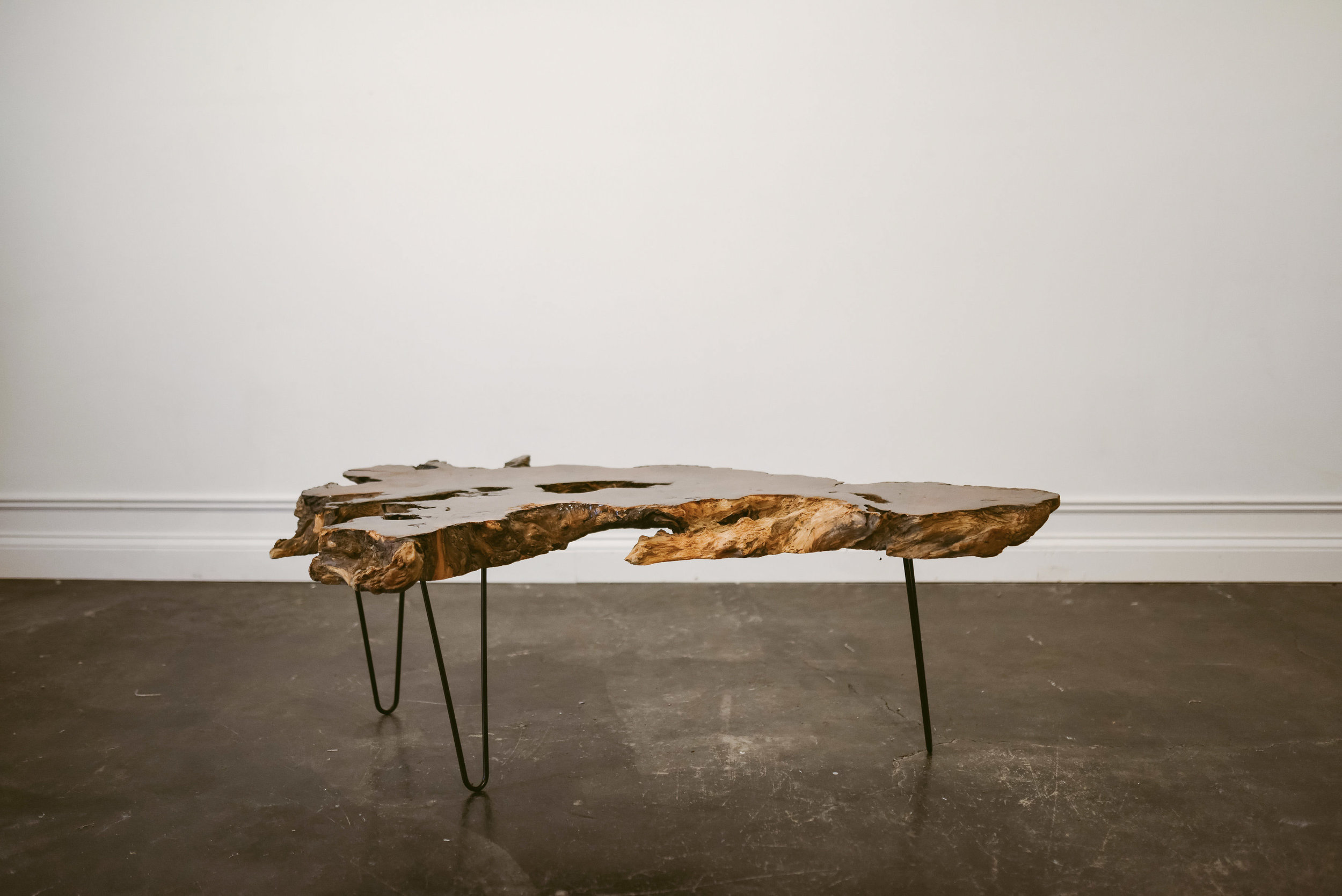 mikel coffee table