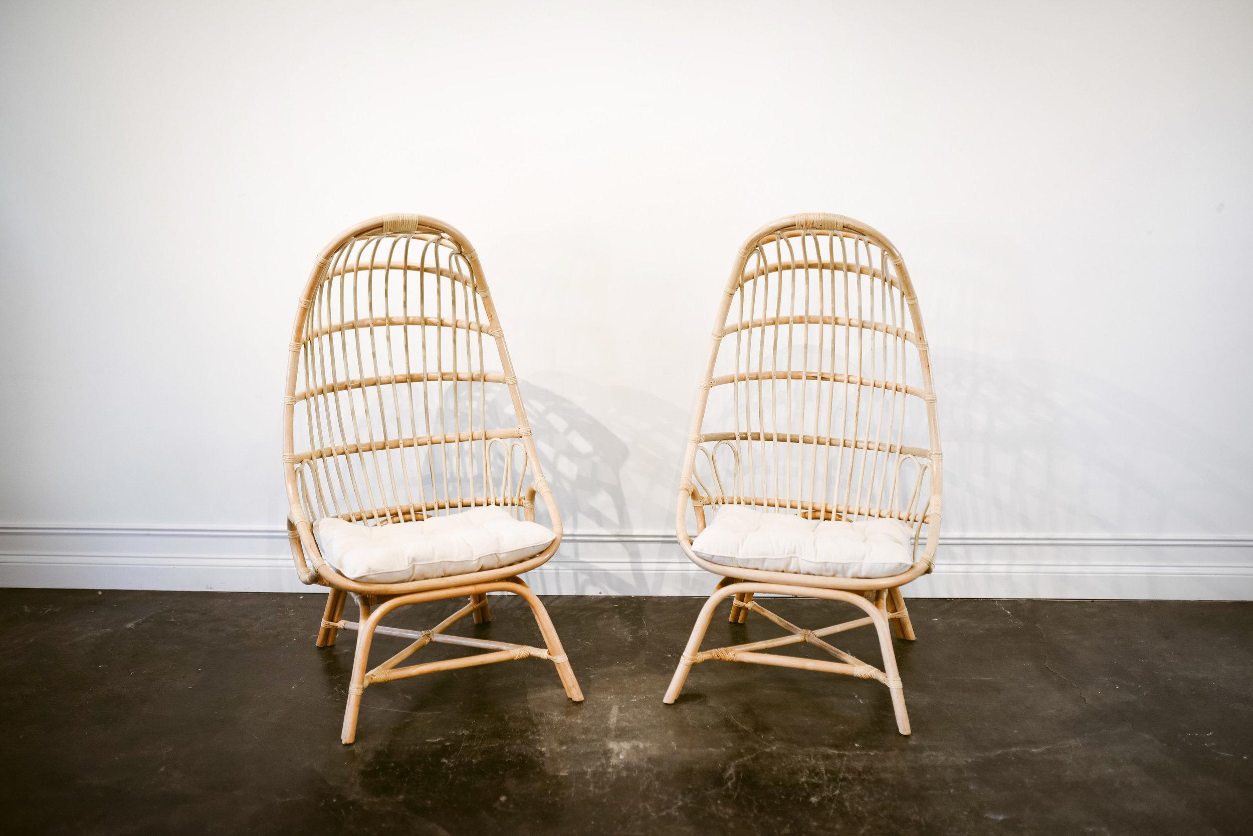 Birdie canopy chair