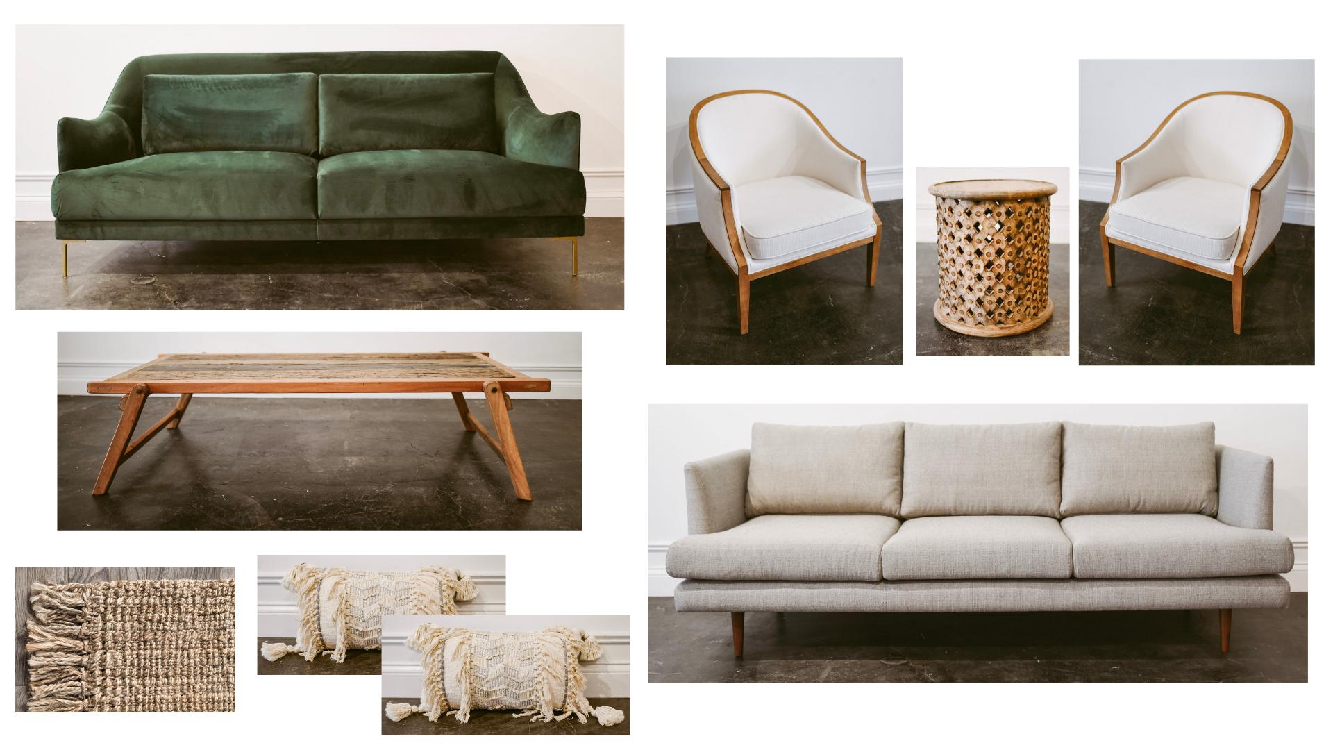 Camilla lounge