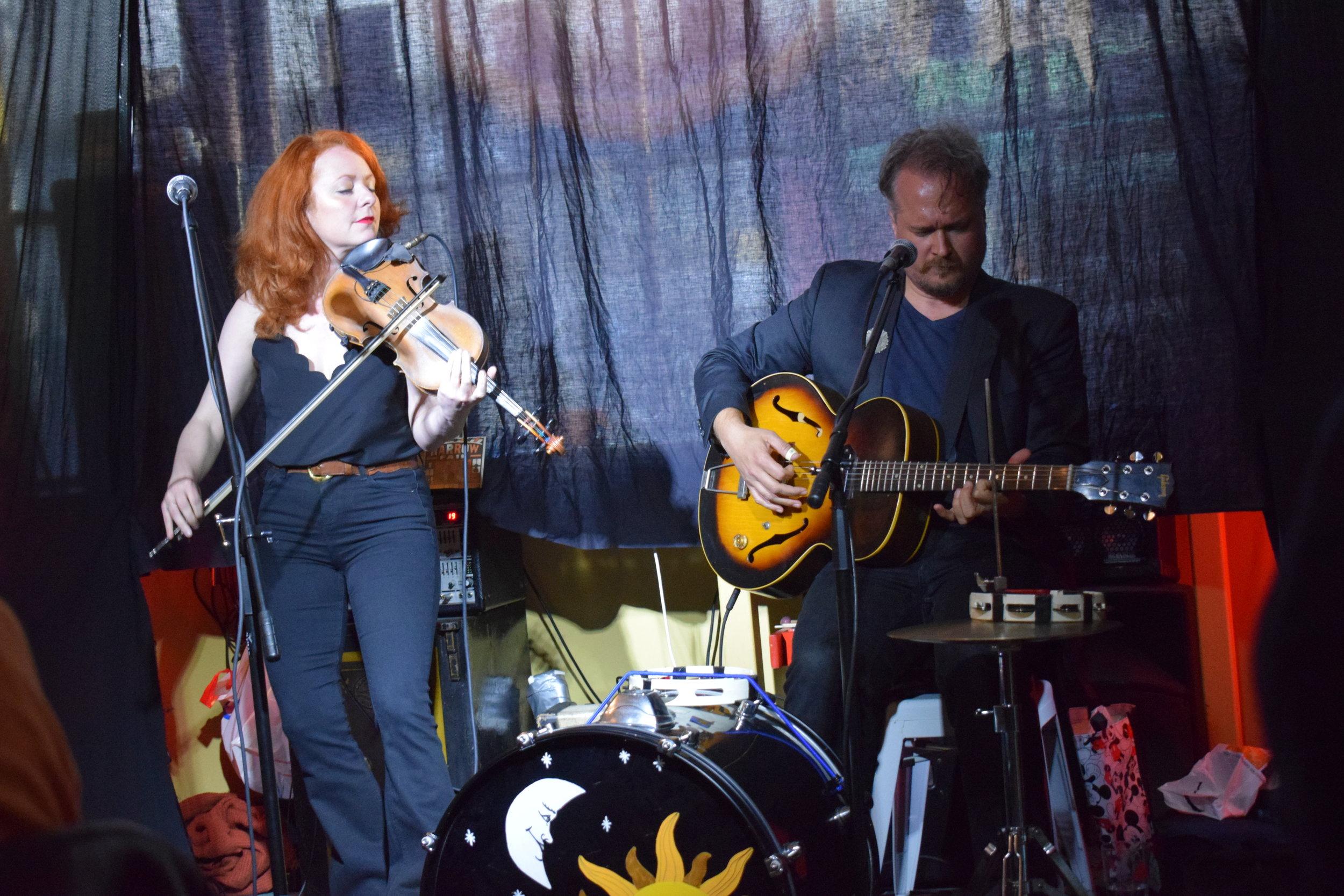 Harrow Fair (Miranda Mulholland and Andrew Penner