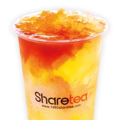 Fruit Tea - Fruit teas are made from fresh ingredients