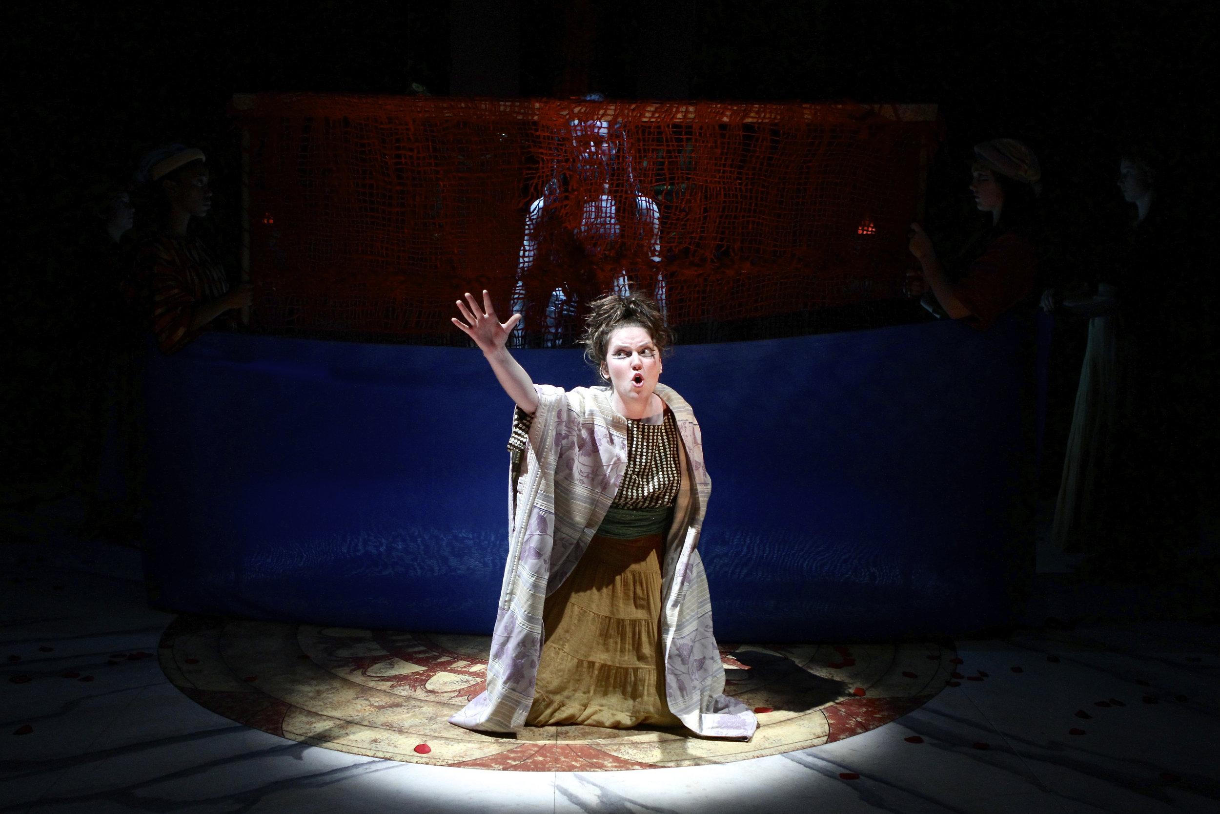 """Cassandra in """"Agamemnon"""""""