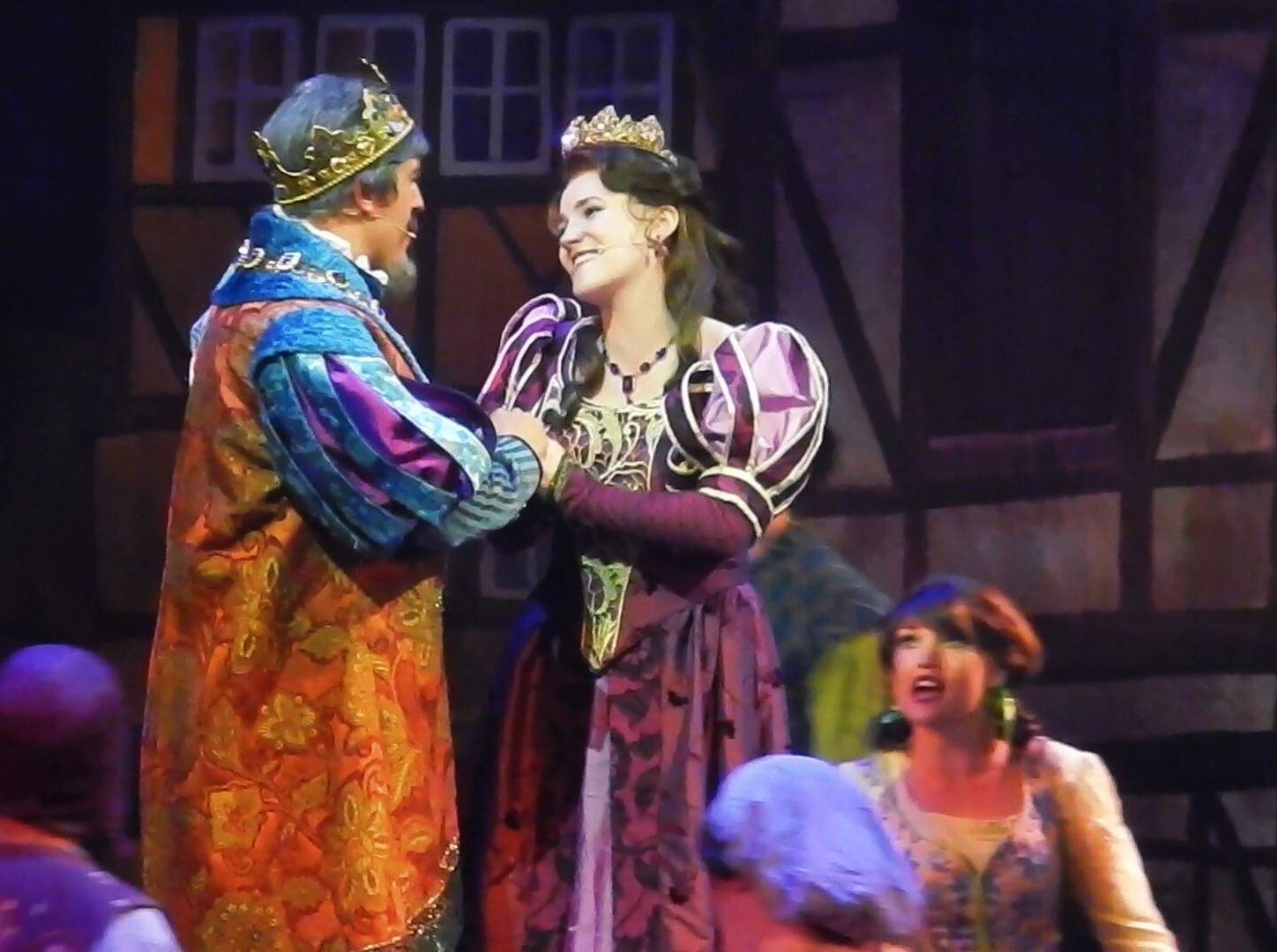"The Queen in ""Tangled the Musical"""