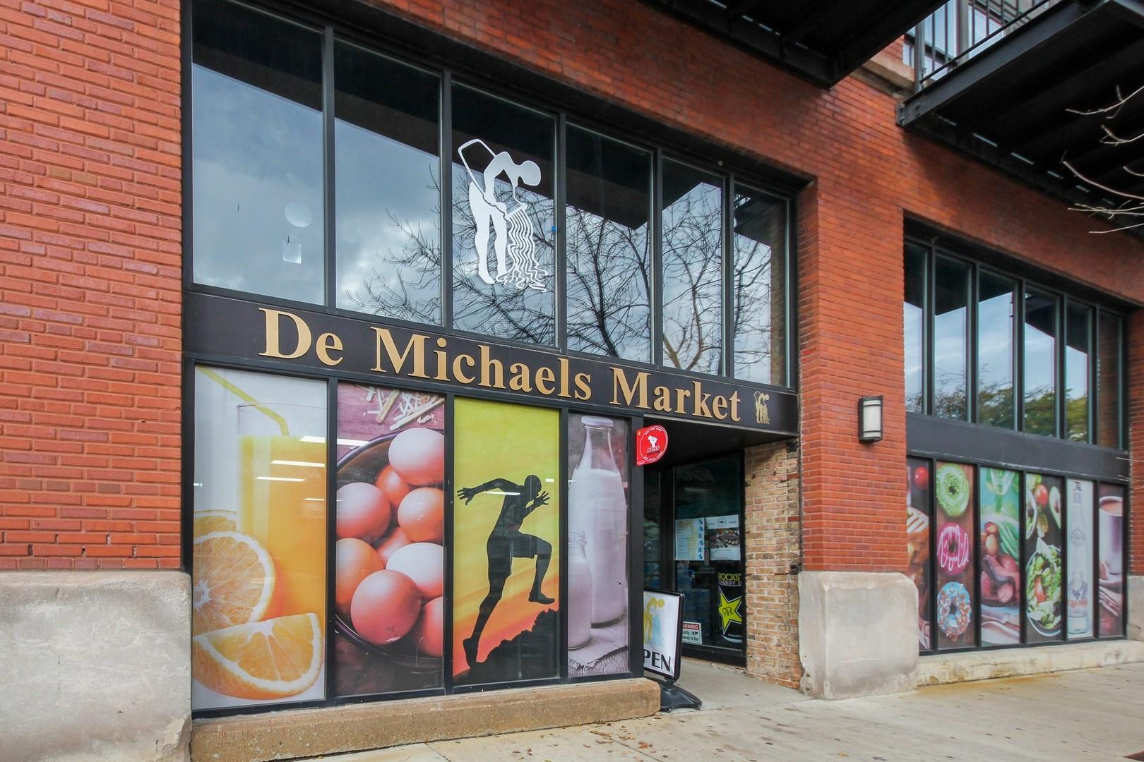 De Michaels Market   42 E 26th St Chicago, IL