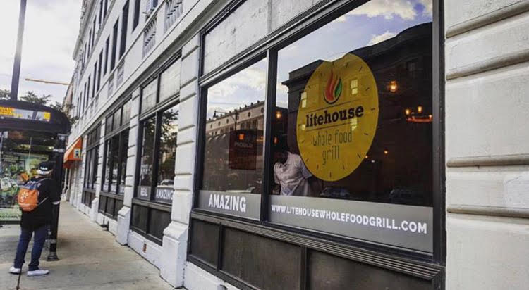 Litehouse Whole Food Grill - Hyde Park   1660 E 55th St Chicago, IL