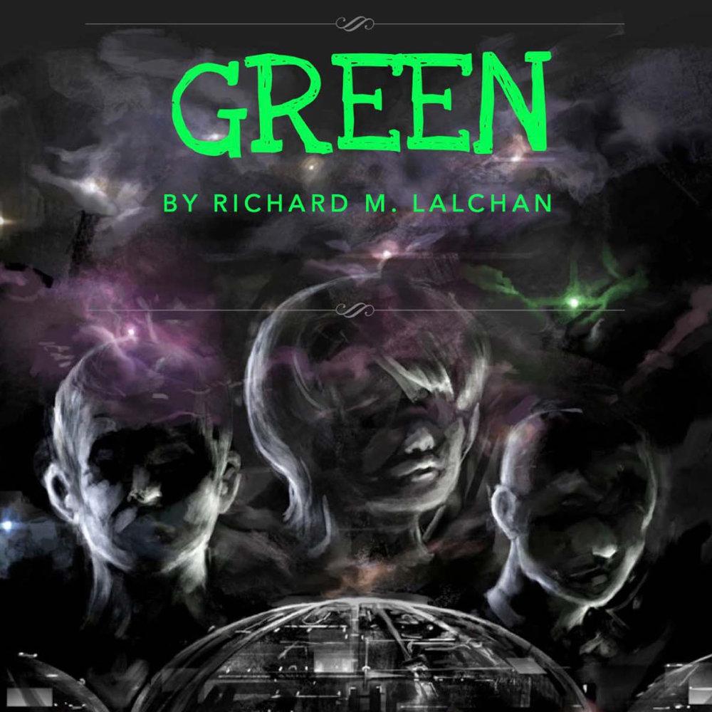 Green - Sci-fi novella (in progress)