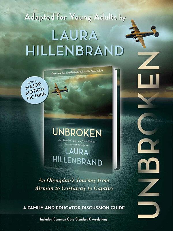 Unbroken Book Pictures