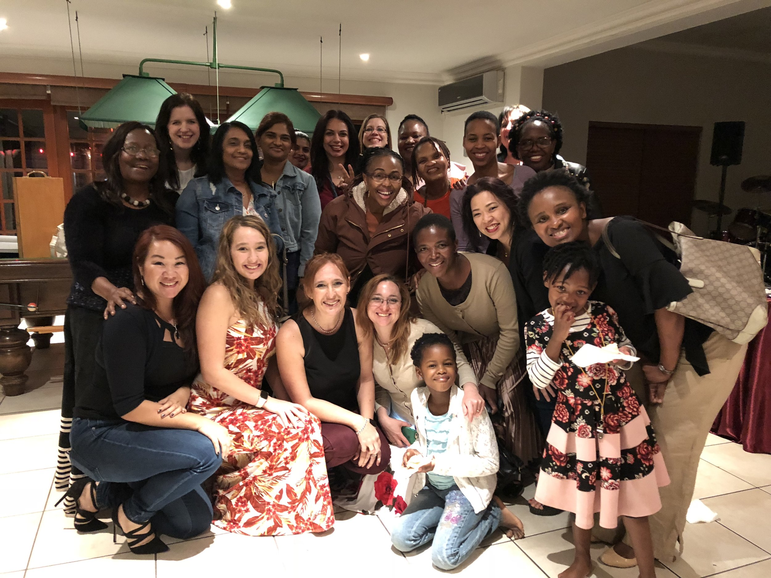 Esther Effect, Johannesburg South Africa, Nov 2018