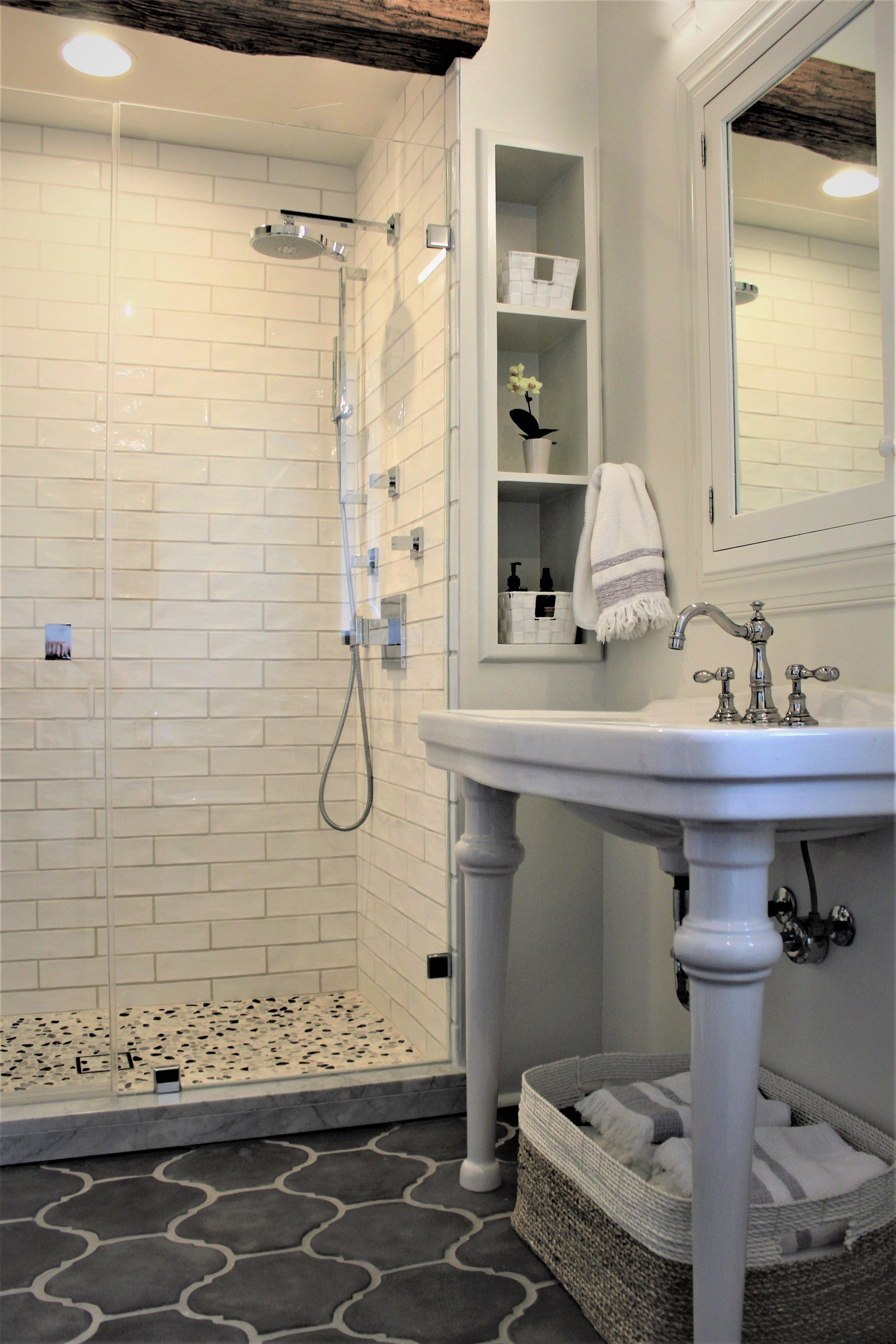 bathroom interior design portfolio