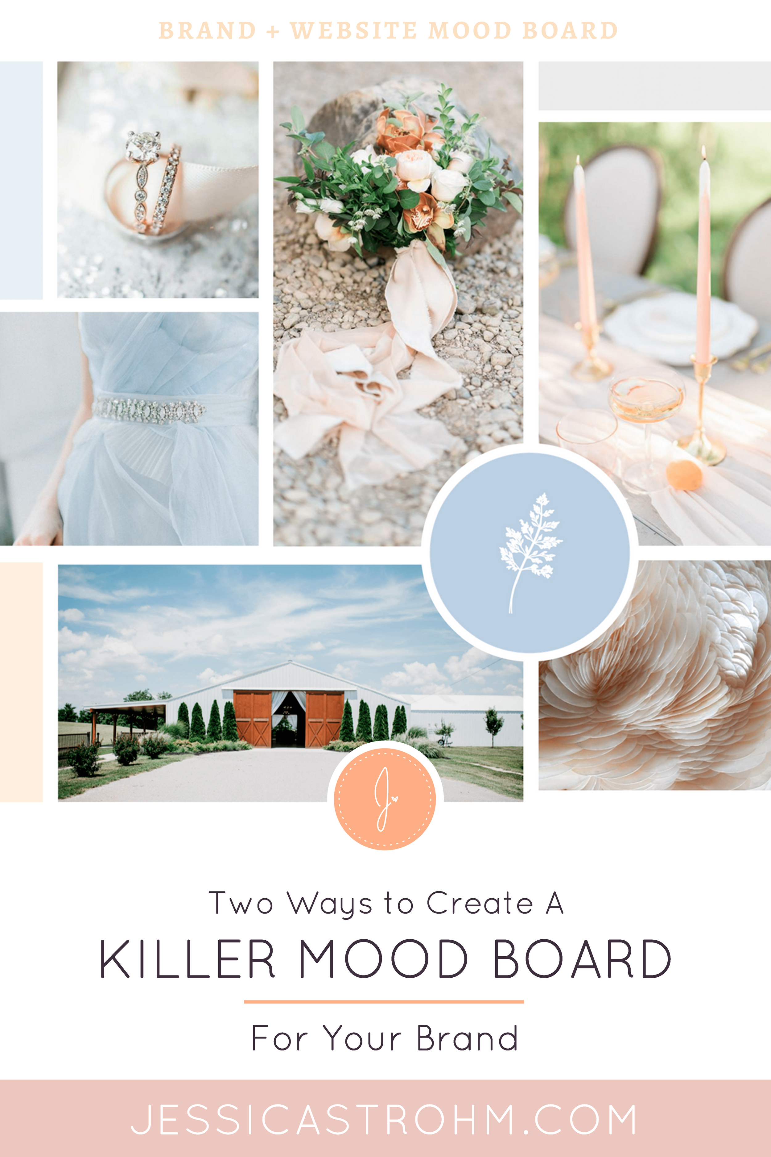 How to design your own brand mood board