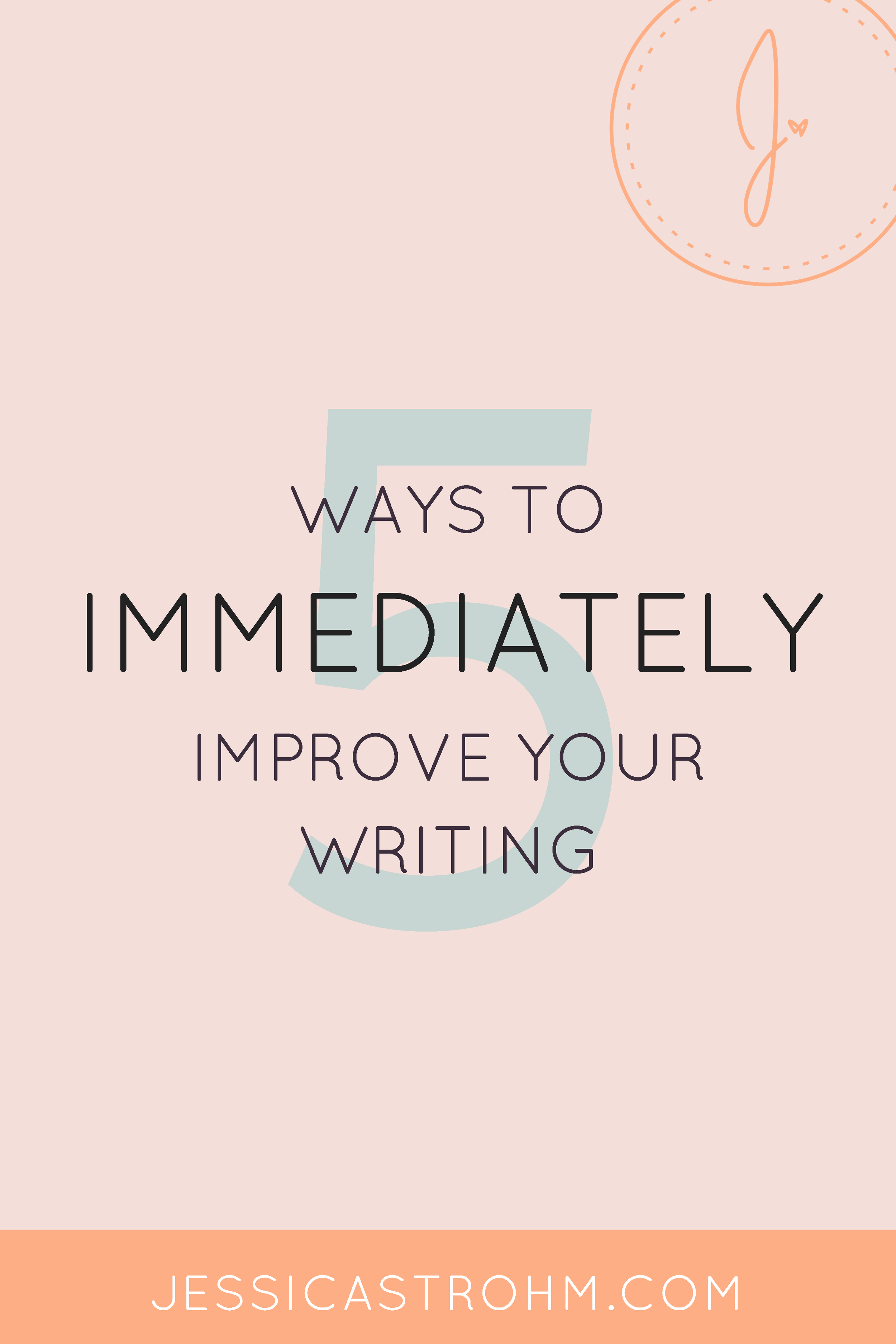 How to quickly improve your writing skills