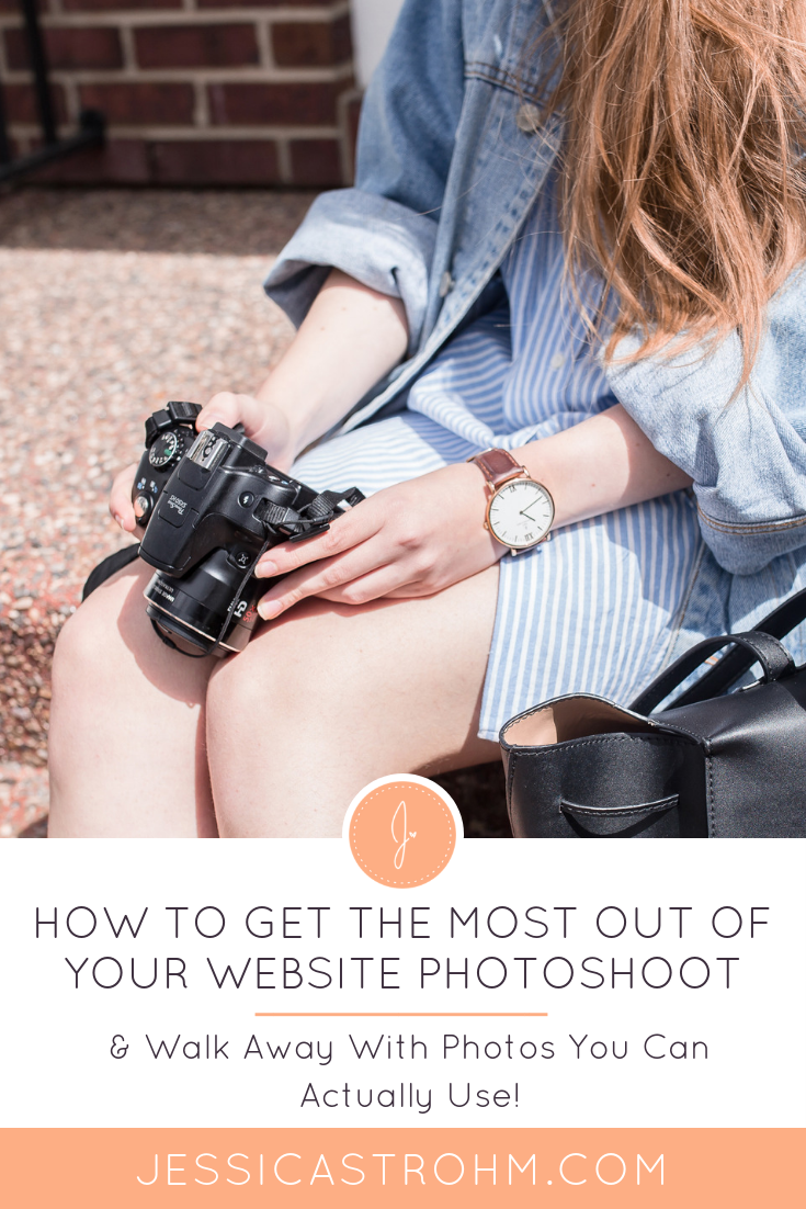 Learn How to Get the Most Out of Your Website Photoshoot and Walk Away with Photos You can Actually Use