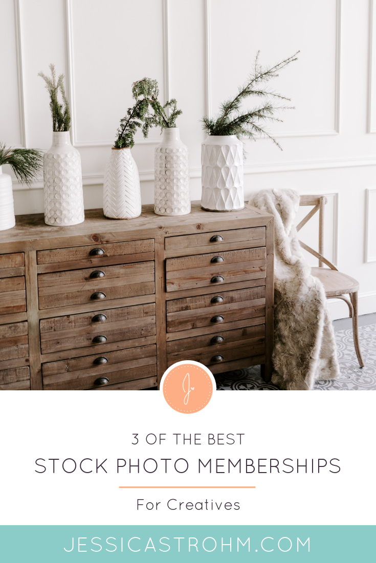 Three of the BEST Stock Photo Memberships for Creative Entrepreneurs (+ Get Your FREE Website Photography Master Planner!)