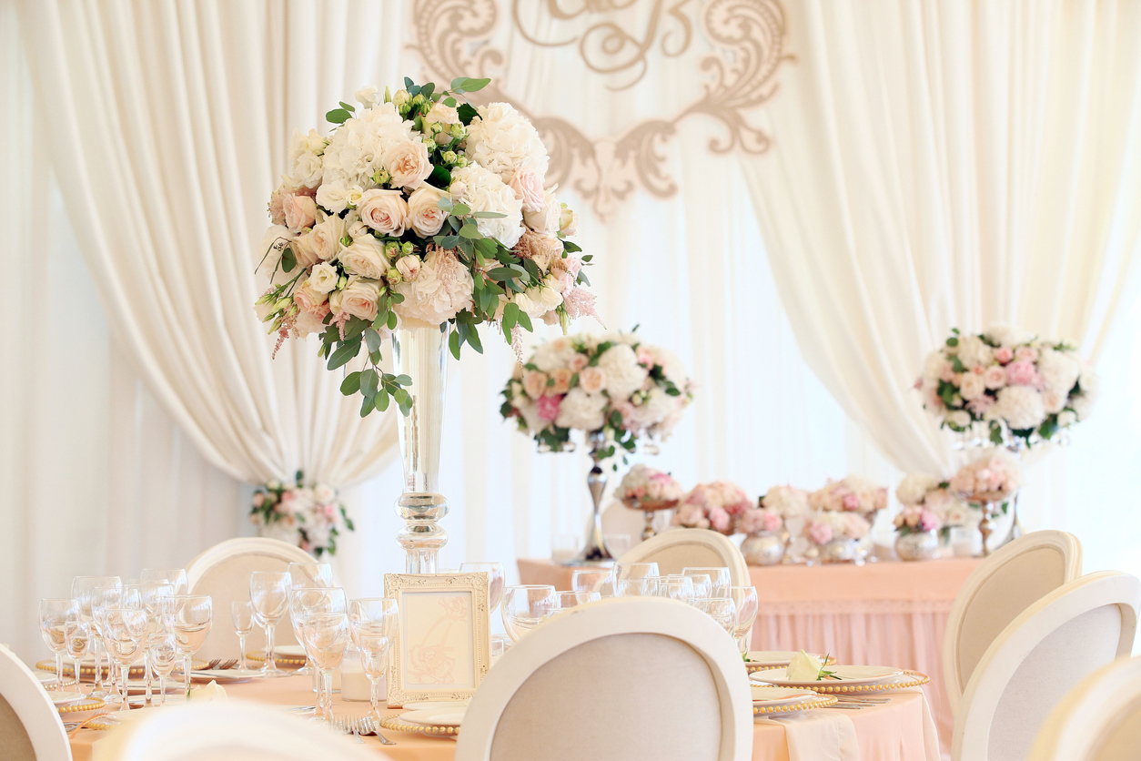 Reception Decor Packages