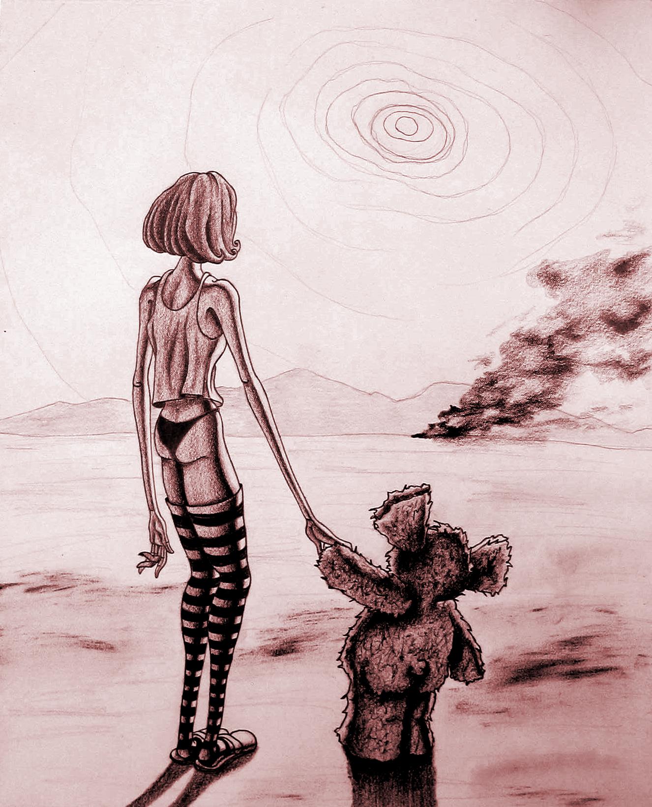 Hiedi and her broken heart