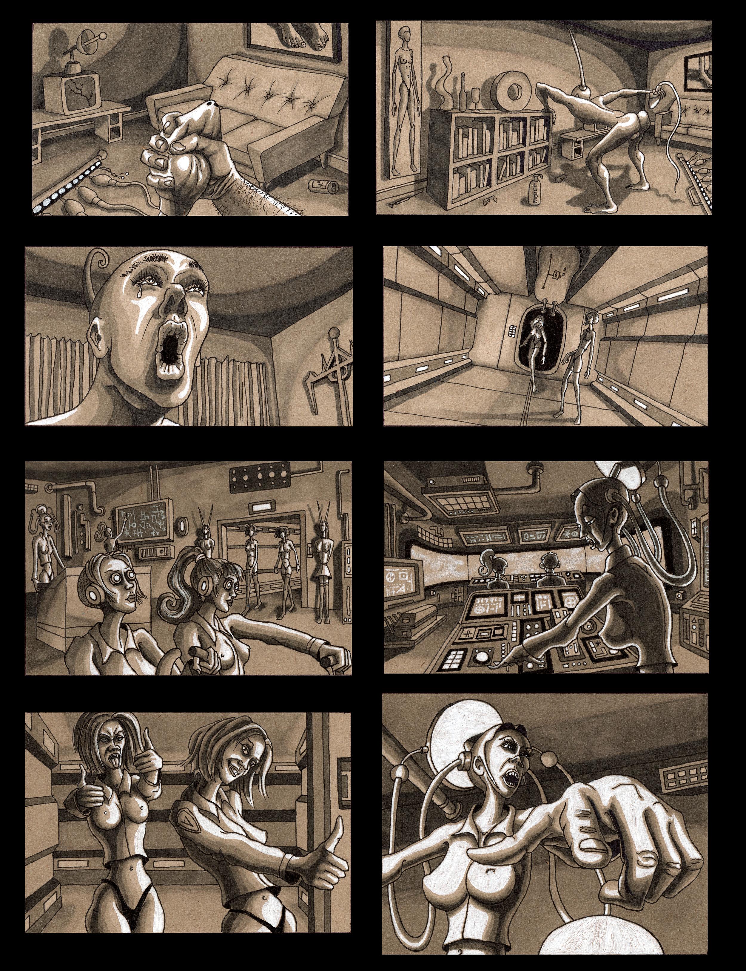 Every Woahman for Itself - page 5