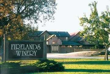 - 917 Bardshar RdSandusky, OH 44870Click for Map419-625-5474 or 800-548-WINEFirelandsWinery.comLake Erie Shores & Islands Wine TrailErie County