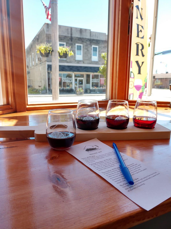 - 102 E Main StCardington, OH 43315Click for Map.419-560-9854BunkersMillWinery.comCapital City Wine TrailMorrow County