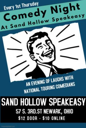 Sand Hollow Comedy Night.JPG