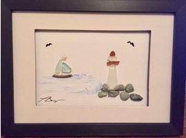 beach glass framed art.JPG