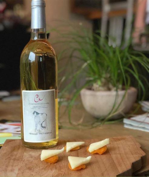 camelot cellars wine & cheese pairing.JPG