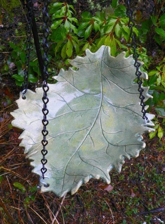 art on location leaf bird bath.JPG