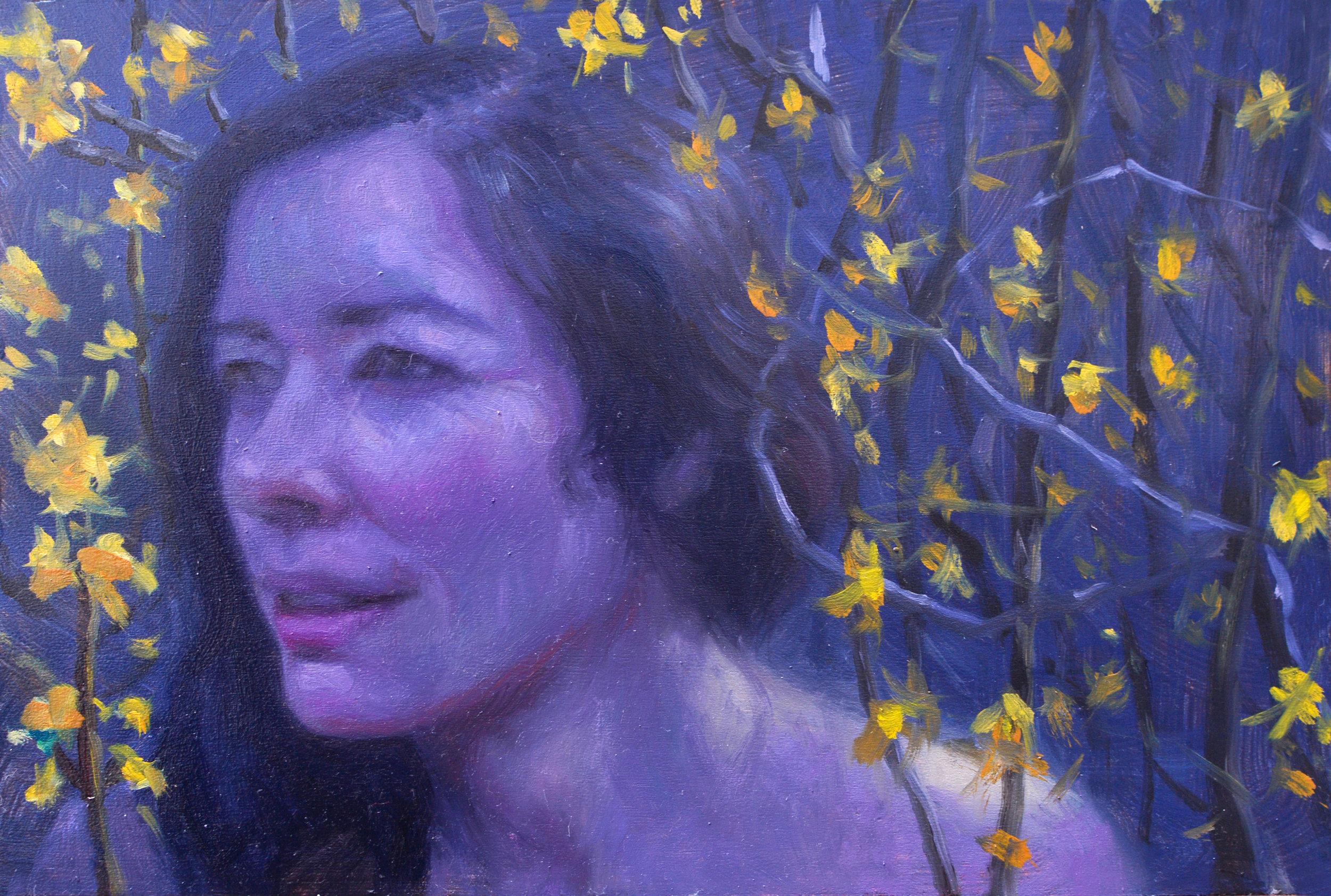 Francien Krieg Blossom oil on panel 12 x 8 inch 2019.jpg