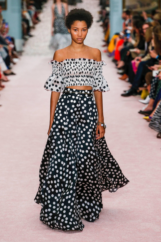 Carolina Herrera Spring 2019 Ready to Wear - Vogue.com