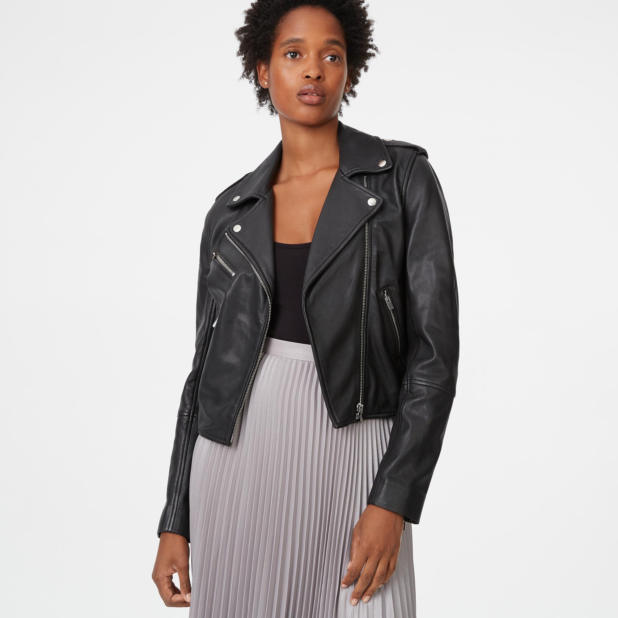 Gracella Leather Jacket