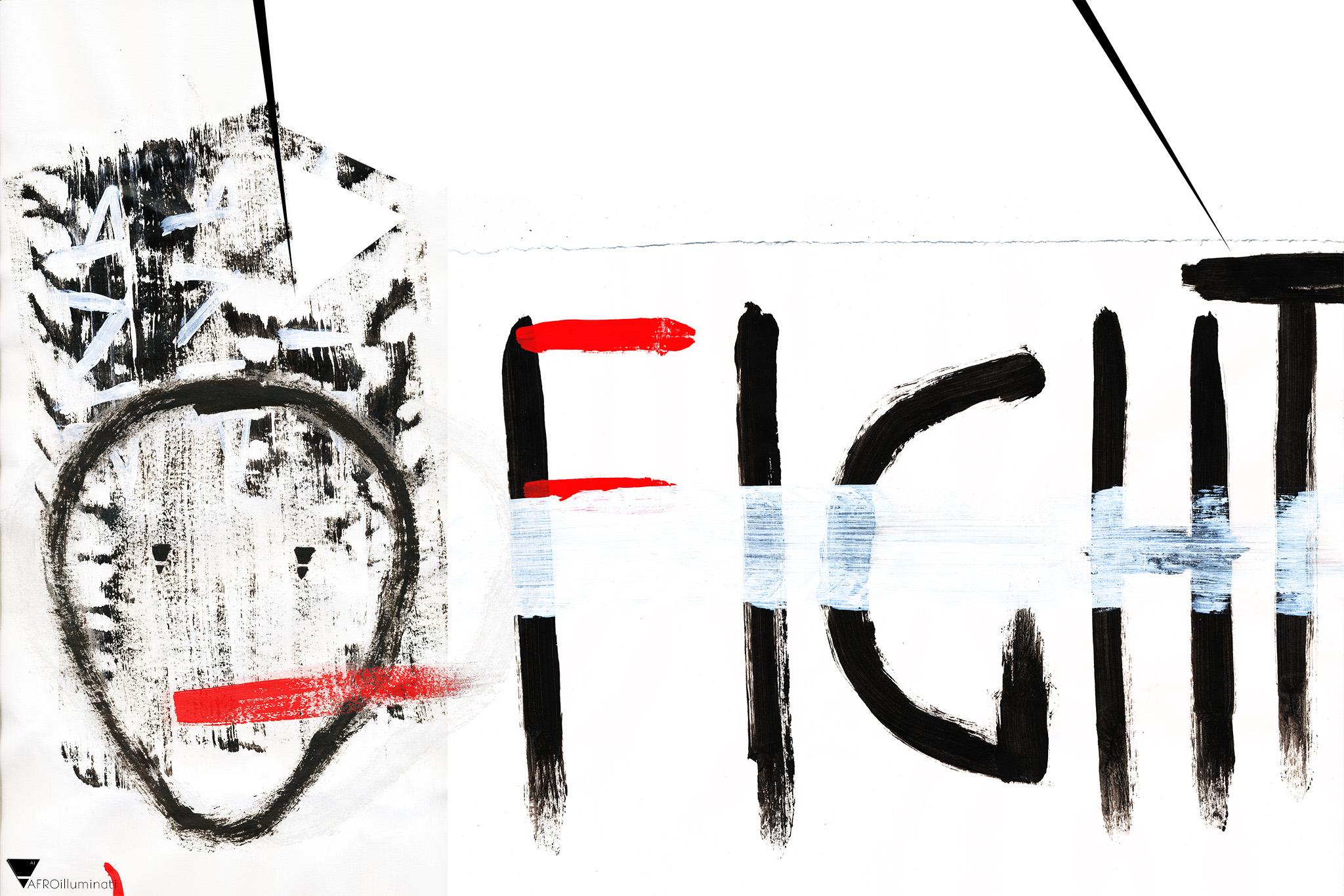 SATURDAY NIGHT SPECIAL AI FIGHT.JPG