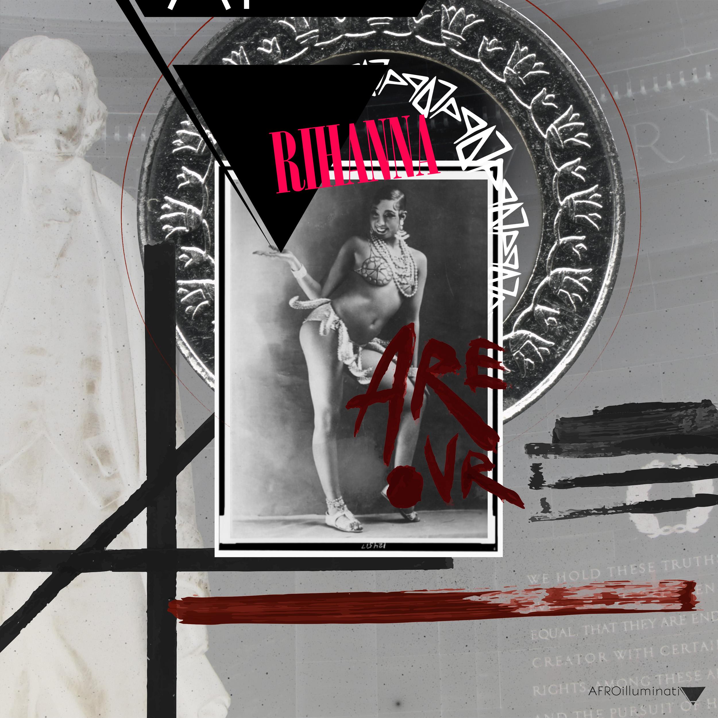 SATURDAY NIGHT SPECIAL 3 AI Josephine Baker RHIANNA and JEFFERSON.jpg