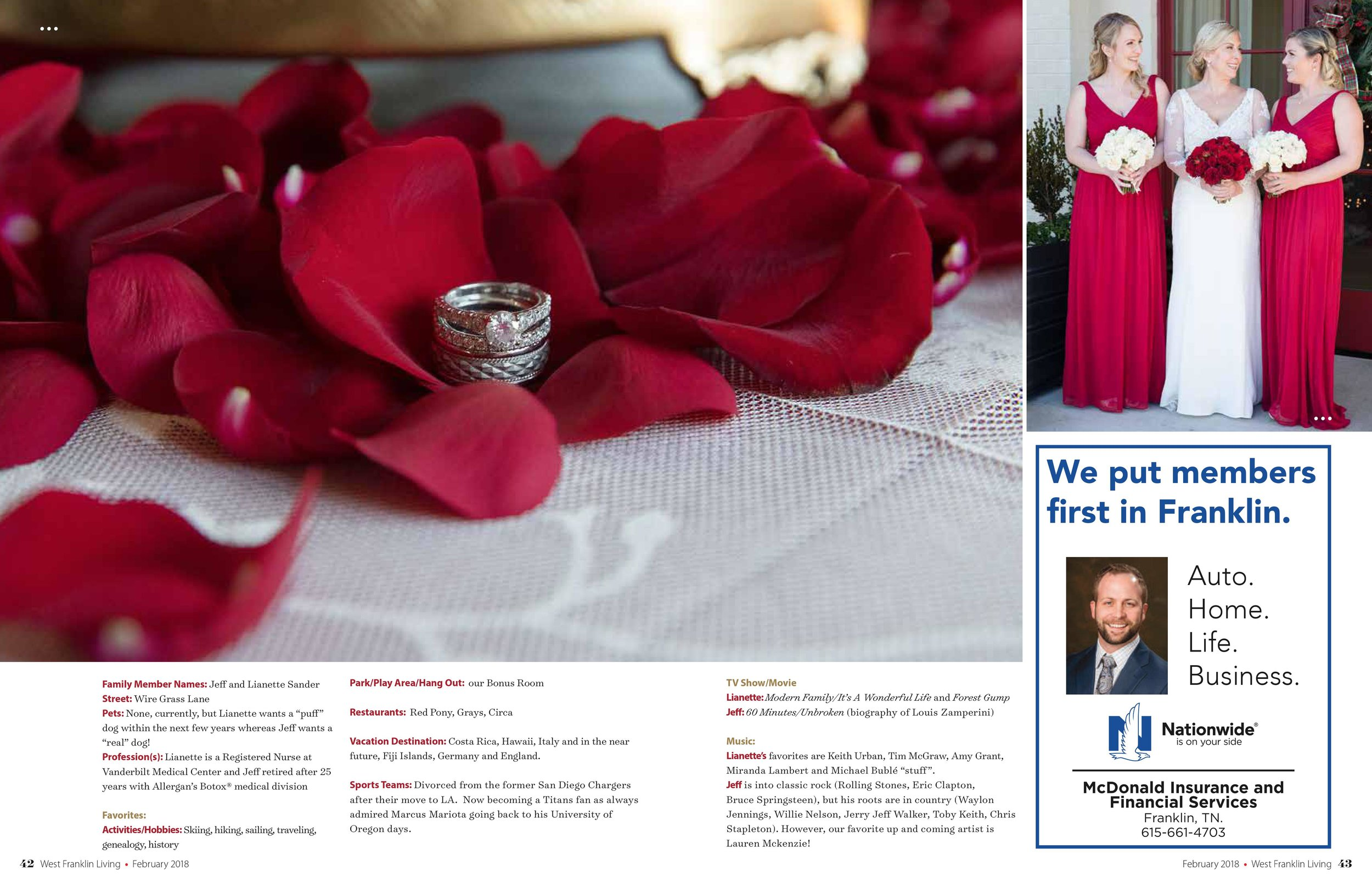 Westhaven Golf Club Wedding Featured in West Franklin Magazine.jpg