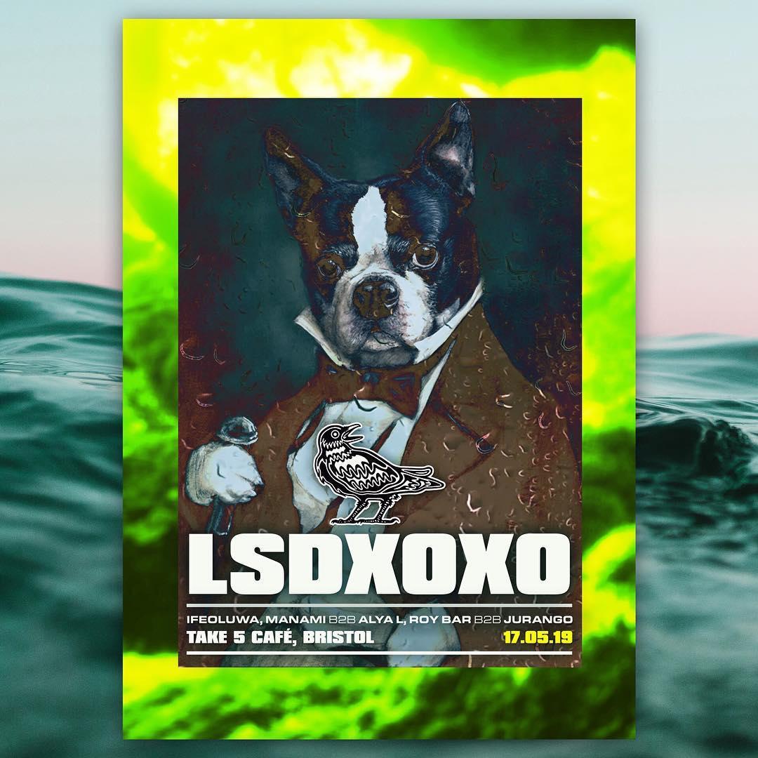 PTS w/ LSDXOXO + IFEOLUWA - 2hrs of LSDXOXO on 4 decks at Take5…